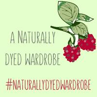 """""""#naturallydyedwardrobe"""