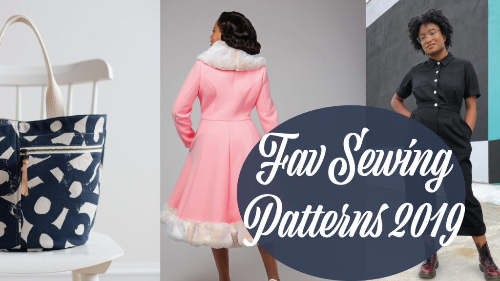 Favourite Sewing Patterns Banner Image